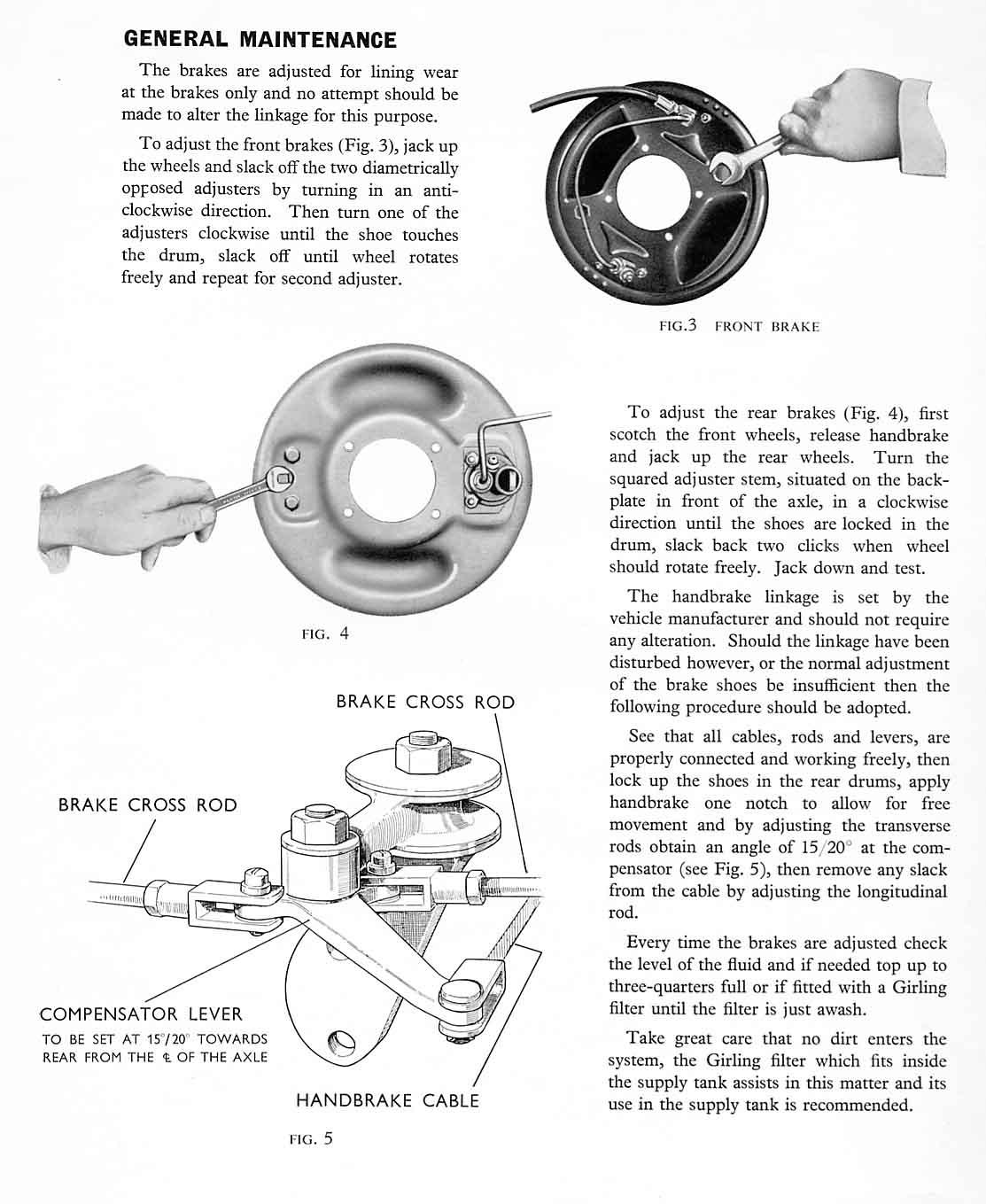 Brakes Saab Diagram